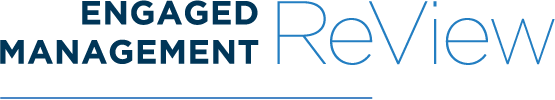Engaged Management Review logo